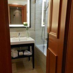Отель Starhotels Michelangelo 4* Улучшенный номер с различными типами кроватей фото 23