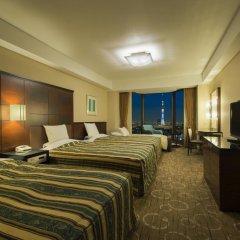 Asakusa View Hotel 4* Стандартный номер с двуспальной кроватью фото 2