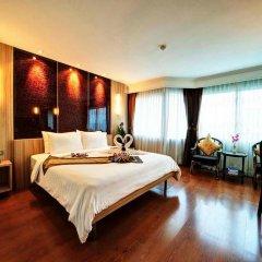Jomtien Garden Hotel & Resort 4* Номер Делюкс с различными типами кроватей фото 39