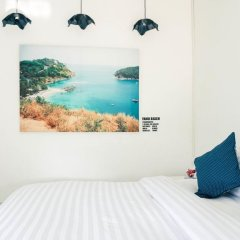Отель Yanui Beach Hideaway 2* Стандартный номер с различными типами кроватей