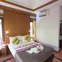 Отель Samui Honey Cottages Beach Resort 3* Номер Делюкс с различными типами кроватей фото 4