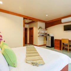 Отель ID Residences Phuket 4* Стандартный номер с двуспальной кроватью фото 26