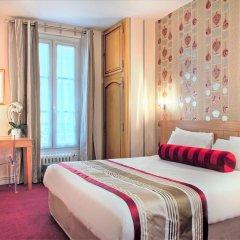 Hotel Romance Malesherbes by Patrick Hayat 3* Стандартный номер разные типы кроватей фото 2