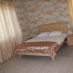 Мини-отель Мансарда комната для гостей фото 4