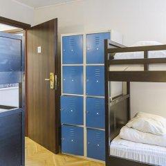 Grand Hostel сейф в номере