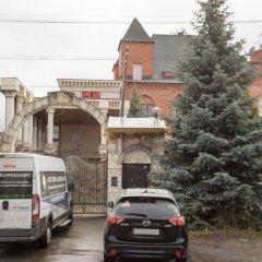 Гостиница Замок Домодедово парковка