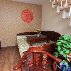 Отель Zhantan Courtyard Hotel Китай, Пекин - отзывы, цены и фото номеров - забронировать отель Zhantan Courtyard Hotel онлайн в номере фото 2