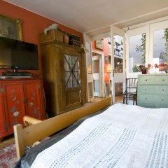 Апартаменты Margaret Apartment Будапешт комната для гостей фото 2