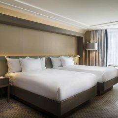 Отель Hilton Vienna Plaza 5* Стандартный номер фото 4