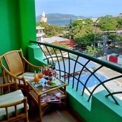 Green Hotel Nha Trang 3* Улучшенный номер фото 9