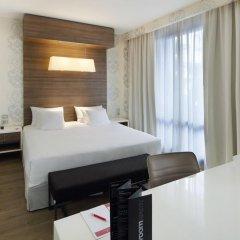 Отель NH Collection Milano President 5* Номер категории Премиум с различными типами кроватей фото 6