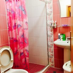 Отель Complex Sands Holiday Apartments Болгария, Солнечный берег - отзывы, цены и фото номеров - забронировать отель Complex Sands Holiday Apartments онлайн ванная