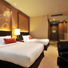 Eastin Grand Hotel Sathorn 4* Улучшенный номер с различными типами кроватей фото 12
