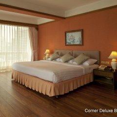 Отель Silom City 3* Улучшенный номер с различными типами кроватей