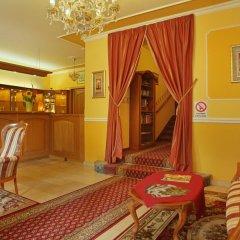 Spa Hotel Purkyně интерьер отеля
