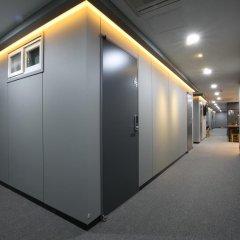 Отель Philstay Myeongdong Южная Корея, Сеул - отзывы, цены и фото номеров - забронировать отель Philstay Myeongdong онлайн интерьер отеля фото 2