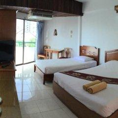 Отель Arcadia Mansion 2* Улучшенный семейный номер с двуспальной кроватью фото 5