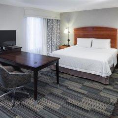 Отель Hampton Inn & Suites Tulare 2* Стандартный номер с различными типами кроватей фото 4