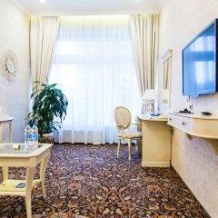Марко Поло Пресня Отель 4* Люкс повышенной комфортности разные типы кроватей фото 4