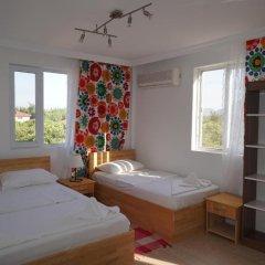 Отель Cirali Flora Pension 3* Стандартный номер с различными типами кроватей фото 6