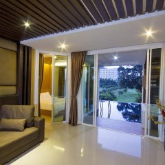 Отель Hamilton Grand Residence 3* Люкс с различными типами кроватей фото 7