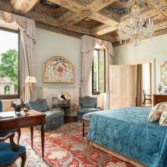 Four Seasons Hotel Firenze 5* Президентский люкс с различными типами кроватей фото 3