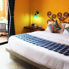 Отель The Castello Resort 3* Стандартный номер с двуспальной кроватью фото 5