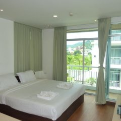 Отель iCheck inn Residences Patong 3* Апартаменты 2 отдельные кровати фото 5