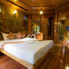 Отель Phu Pha Aonang Resort & Spa 3* Улучшенный номер с различными типами кроватей фото 3