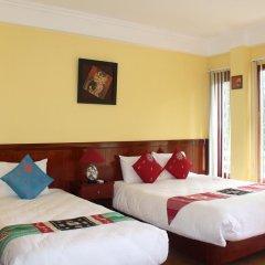 Fansipan View Hotel 3* Номер Делюкс с различными типами кроватей фото 8