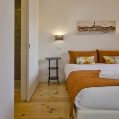 Отель MyStay Porto Bolhão Студия с различными типами кроватей фото 29