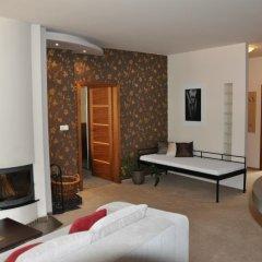 Отель Apartmán Bílá Hora Roudná Пльзень комната для гостей фото 4
