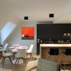 Отель Residence La Source Quartier Louise в номере