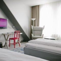Comfort Hotel Grand Central комната для гостей фото 3