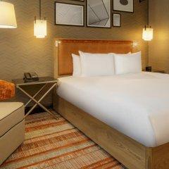 Отель Hilton London Tower Bridge 4* Стандартный номер с различными типами кроватей