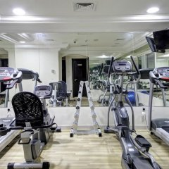 Adamo Hotel Apartments фитнесс-зал