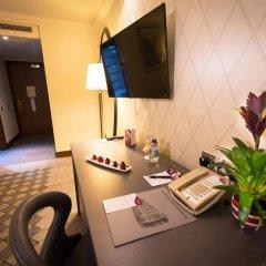 Отель Crowne Plaza London Kensington 4* Стандартный номер с различными типами кроватей фото 6