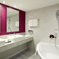 Отель Mercure Salzburg Central Австрия, Зальцбург - 3 отзыва об отеле, цены и фото номеров - забронировать отель Mercure Salzburg Central онлайн ванная фото 2