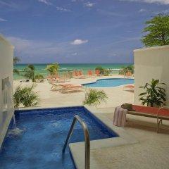 Отель Jewel Runaway Bay Beach & Golf Resort All Inclusive 4* Полулюкс с различными типами кроватей