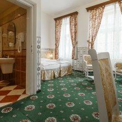 Отель Trinidad Prague Castle 4* Стандартный номер фото 17