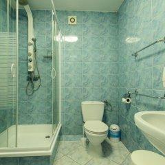 Отель Pokoje Gościnne Akropol Польша, Познань - отзывы, цены и фото номеров - забронировать отель Pokoje Gościnne Akropol онлайн ванная фото 2