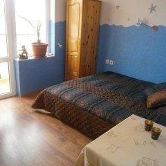 Отель Guest House Morska Zvezda Поморие комната для гостей фото 2