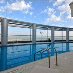 Апартаменты One Perfect Stay Studio Burj Al Nujoom бассейн