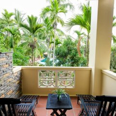 Отель Hoi An Trails Resort 4* Номер Делюкс с различными типами кроватей фото 5