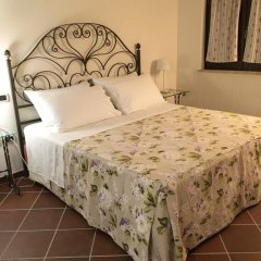 Отель Il Casale di Riardo B&B Номер Делюкс фото 16
