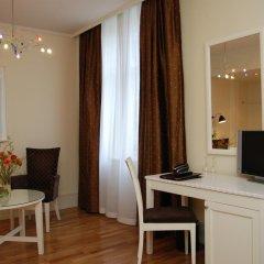 Hotel Villa Terminus 3* Стандартный семейный номер с двуспальной кроватью фото 11