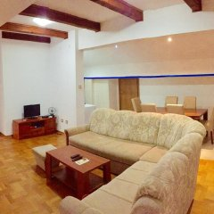 Апартаменты Apartment Bravo Budva комната для гостей