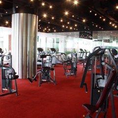 Отель Tower Club at lebua фитнесс-зал