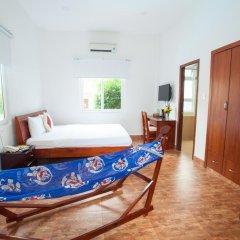 Отель Homestead Phu Quoc Resort 3* Бунгало Делюкс с различными типами кроватей фото 5