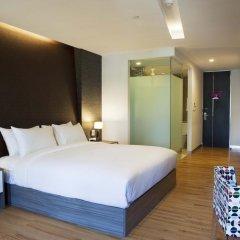 Trinity Silom Hotel 3* Номер Премьер с двуспальной кроватью фото 2